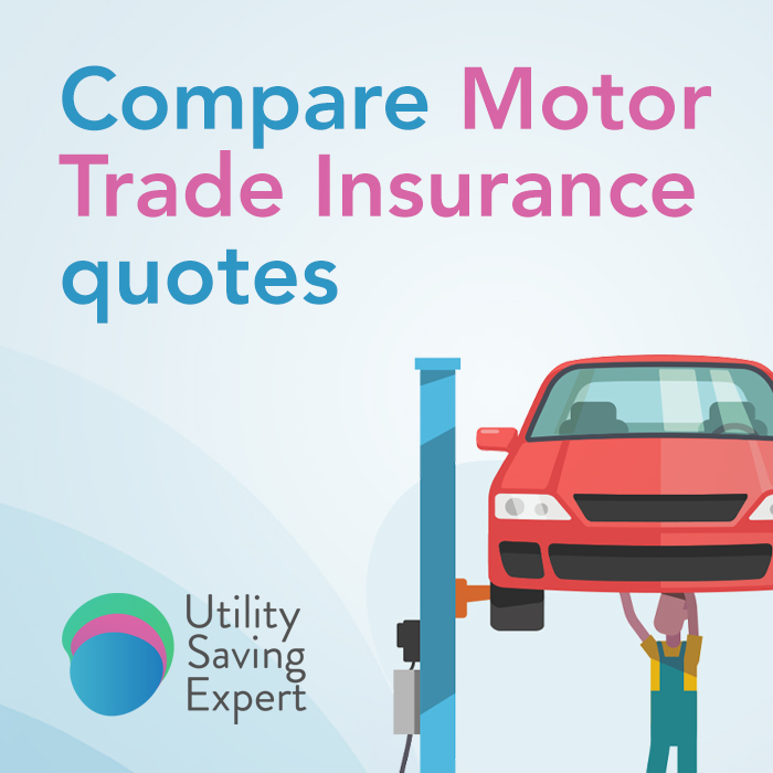 Motor Trade Insurance: Compare Quotes at Utility Saving Expert